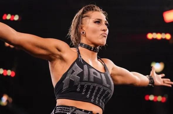 WWE NXT, Rhea Ripley