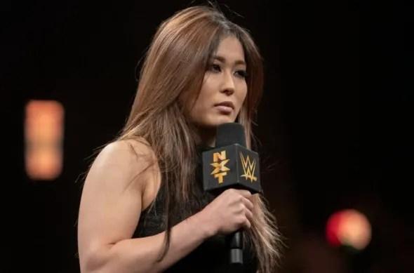 WWE NXT, Io Shirai
