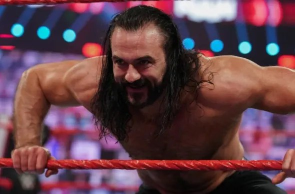 WWE, Drew McIntyre