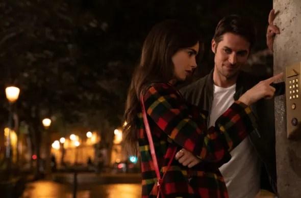 Emily en París temporada 2 - mejores programas de Netflix