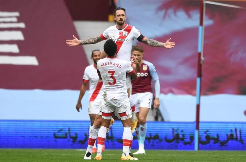 Aston Villa vs Southampton: Premier League - Player Ratings