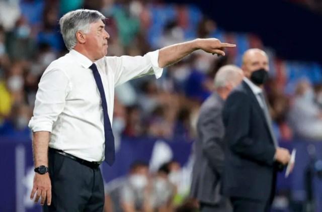 Real Madrid, Carlo Ancelotti
