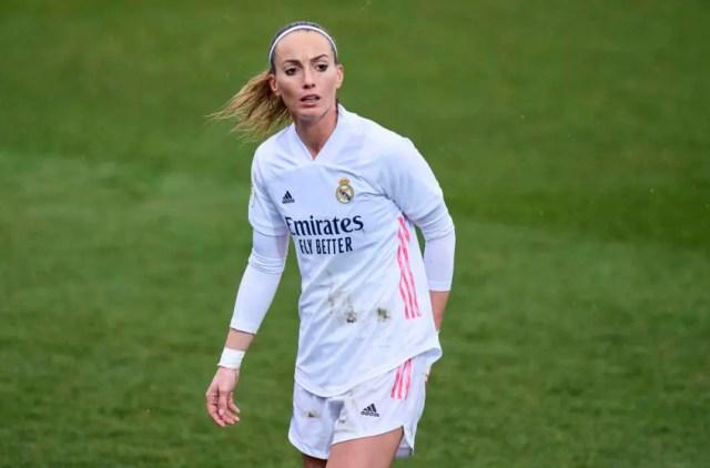 Real Madrid, Kosovare Asllani