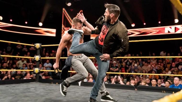WWE NXT, Johnny Gargano