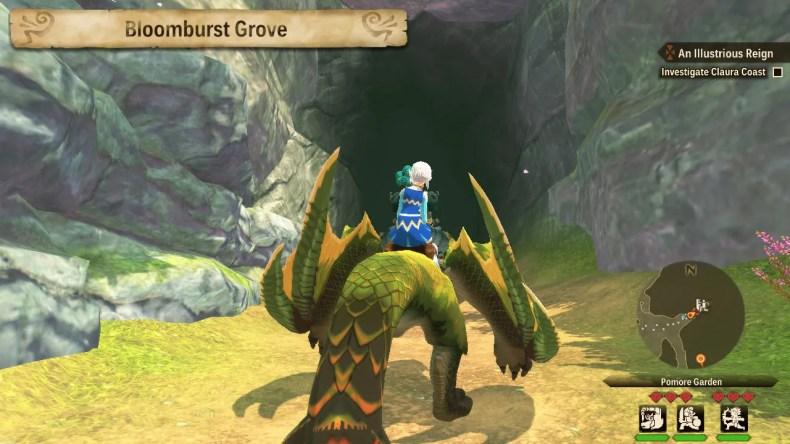 Monster Hunter Stories 2: How tofree the Barrel Felyne