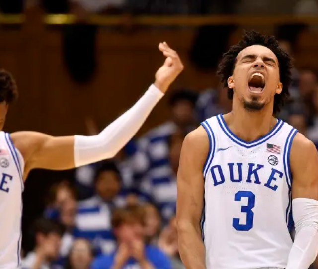 Duke Basketball Lay Your Pity At Their Feet Parts
