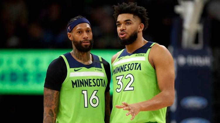 Minnesota Timberwolves: Grading Karl-Anthony Towns' season