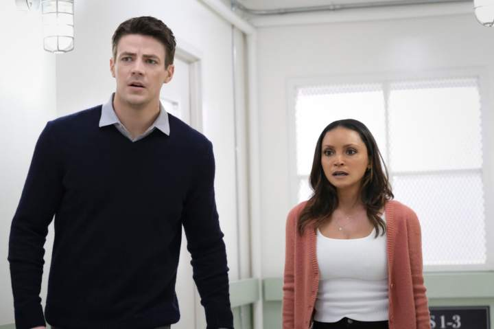 Watch The Flash season 7, episode 13 promo trailer