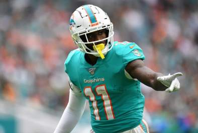 DeVante Parker set up to be big fantasy bust in 2020