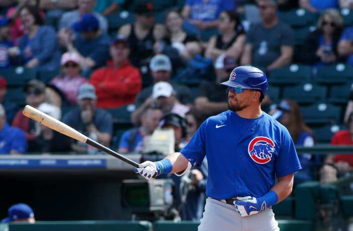 Chicago Cubs: 3 best DH options for the shortened season