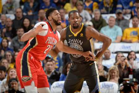2018 NBA Playoffs: Golden State Warriors Vs. Pelicans Preview