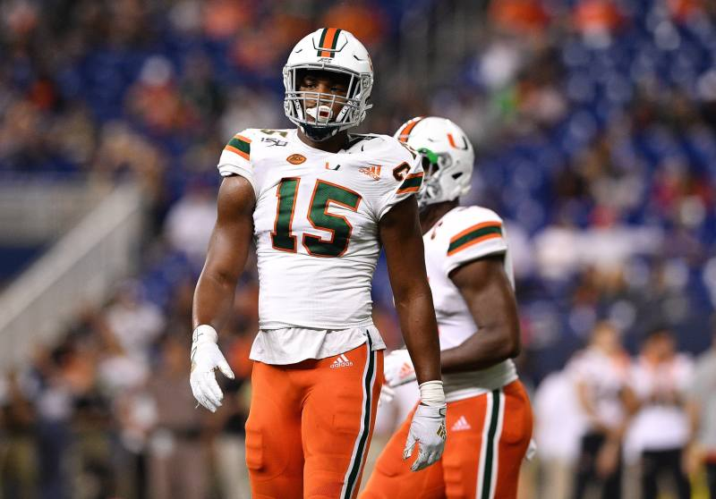2021 NFL Draft: Miami EDGE Gregory Rousseau scouting report