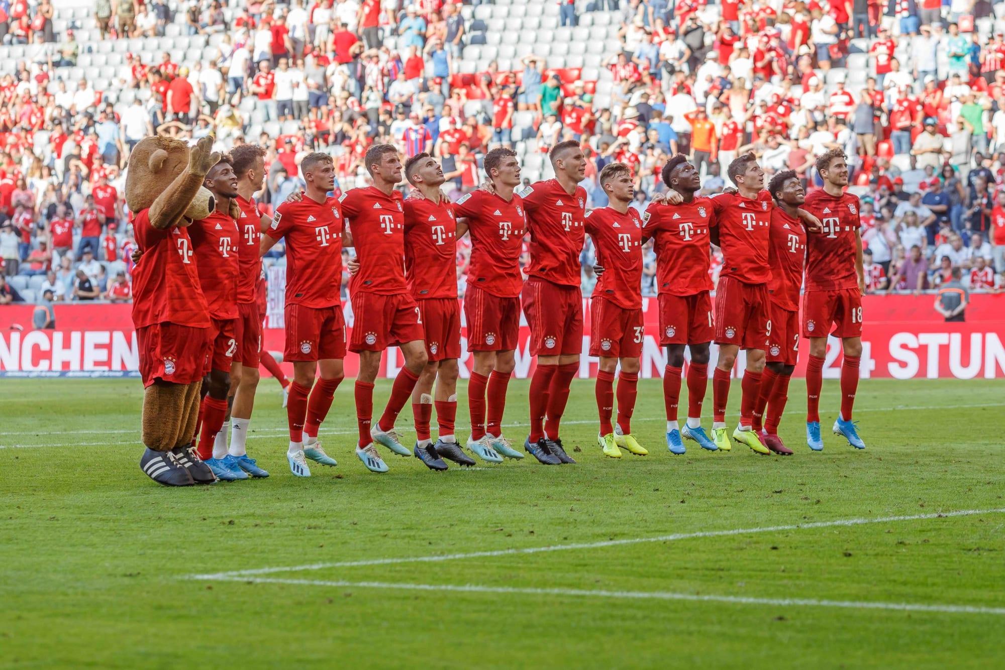 New Look Bayern Looking For European Glory