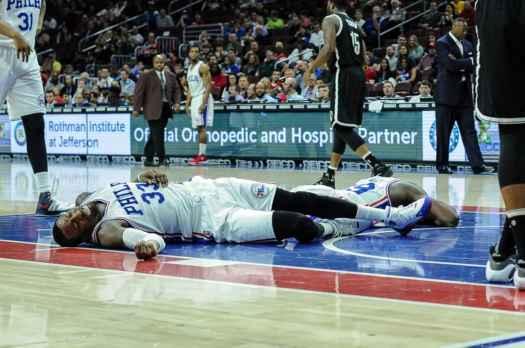 Game Recap: Brooklyn Nets Vs. Philadelphia 76ers