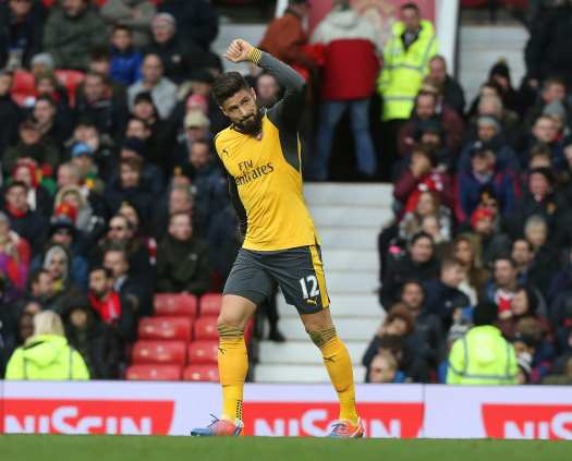 Arsenal Vs Manchester United: 5 Things We Learned