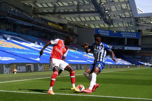 Arsenal Vs Brighton / Arsenal vs Brighton Hove Albion 6 ...