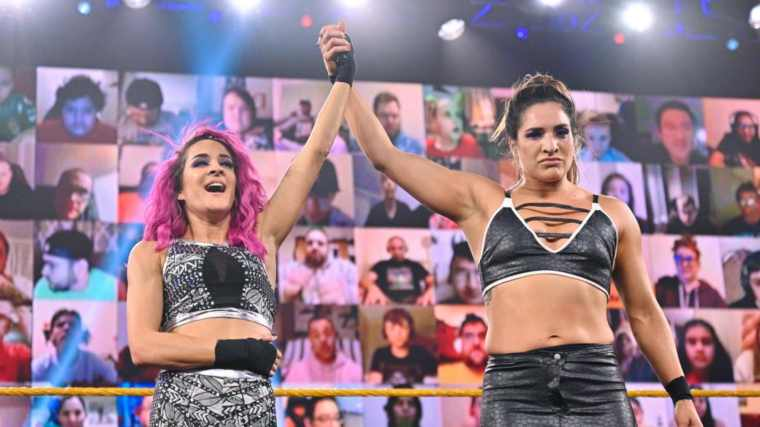 WWE: Did NXT need to add women's tag titles?