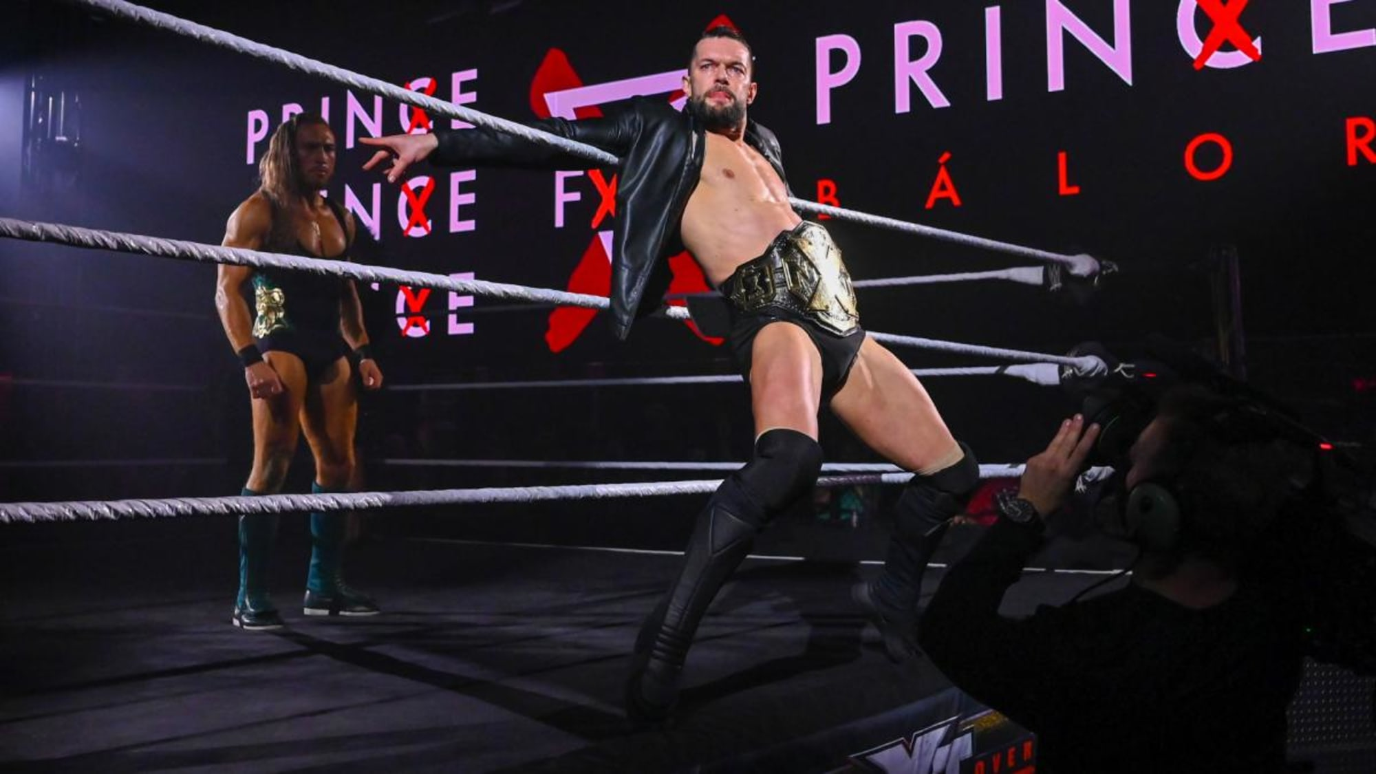 Finn Balor didn't expect this NXT run to last as long as it has