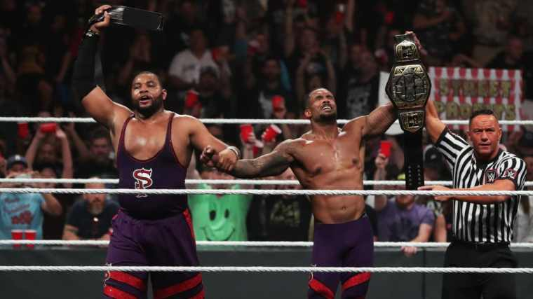 Street Profits storyline exposes how thin WWE has made the tag division