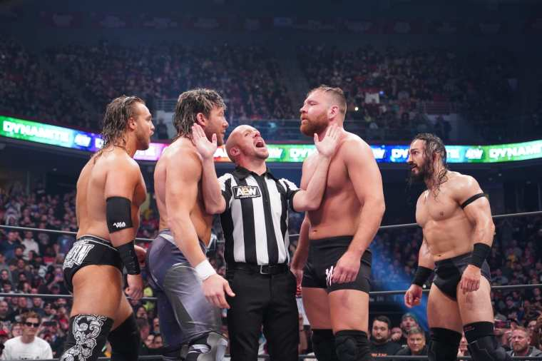 How will AEW Revolution be remembered after that failed explosion?