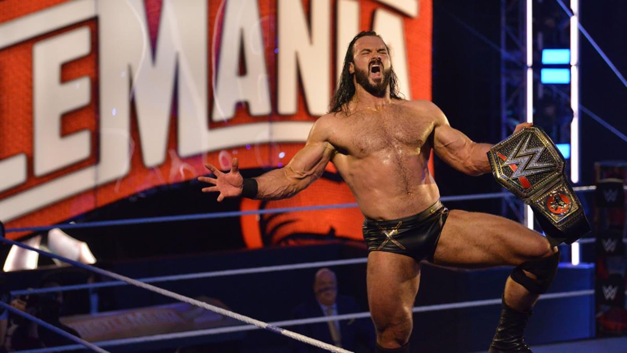 WWE wants fans in attendance at WrestleMania 37?