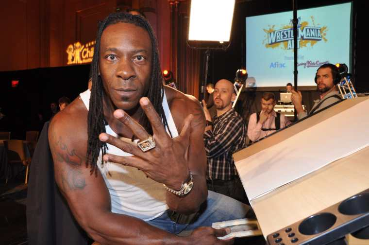 Booker T's WCW and WWE World Championship Reigns