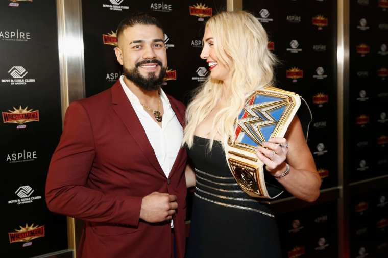 Andrade requests release from WWE
