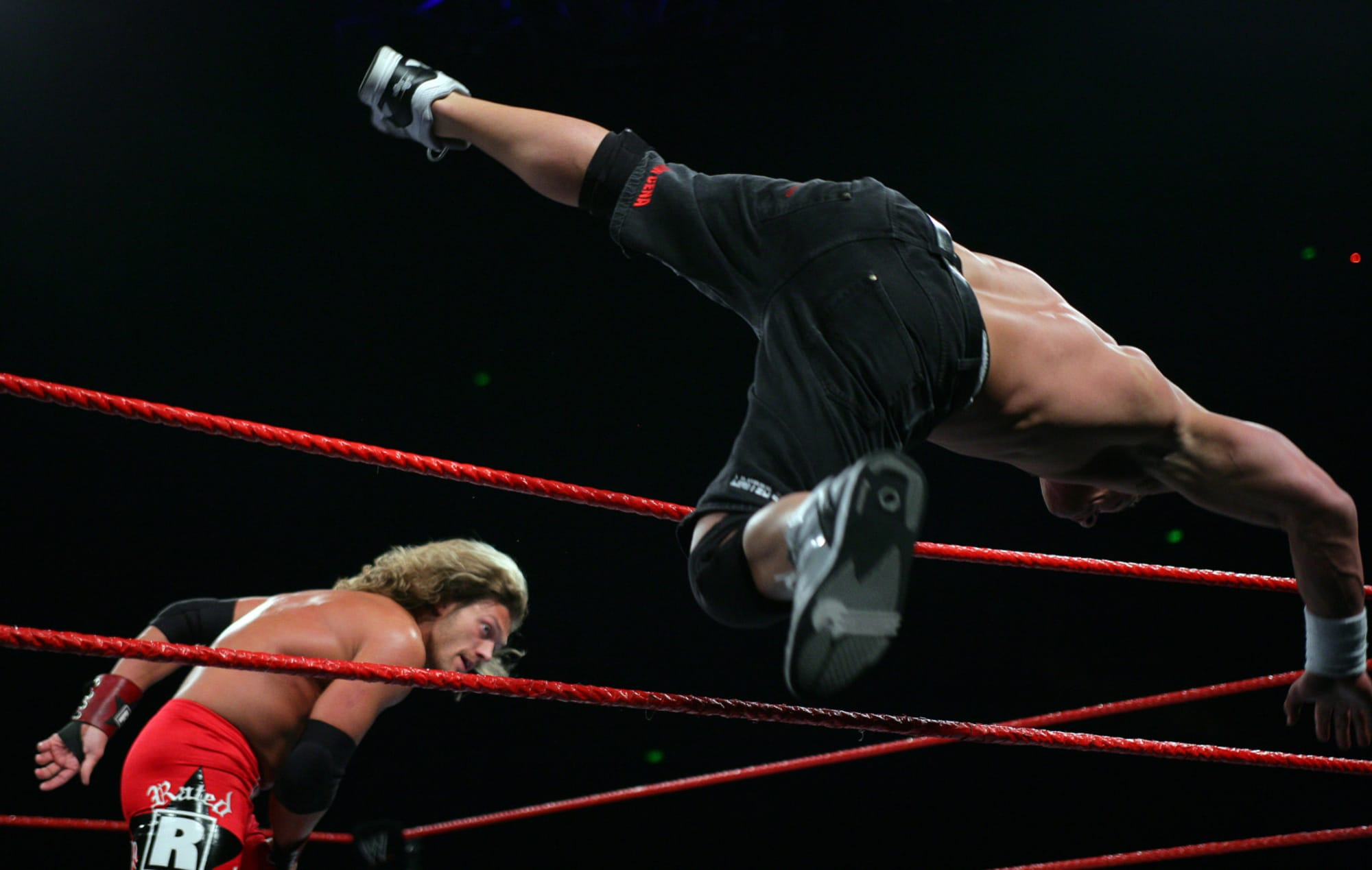 Edge to return in the 2021 Royal Rumble