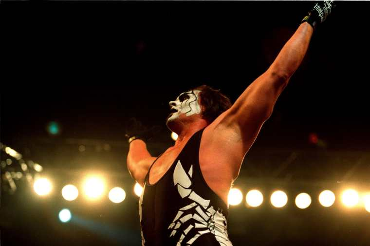 Remember When We Thought That Sting Was Going to WWE in 2011?