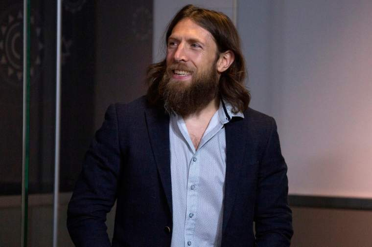 Daniel Bryan Will Embrace The Cage