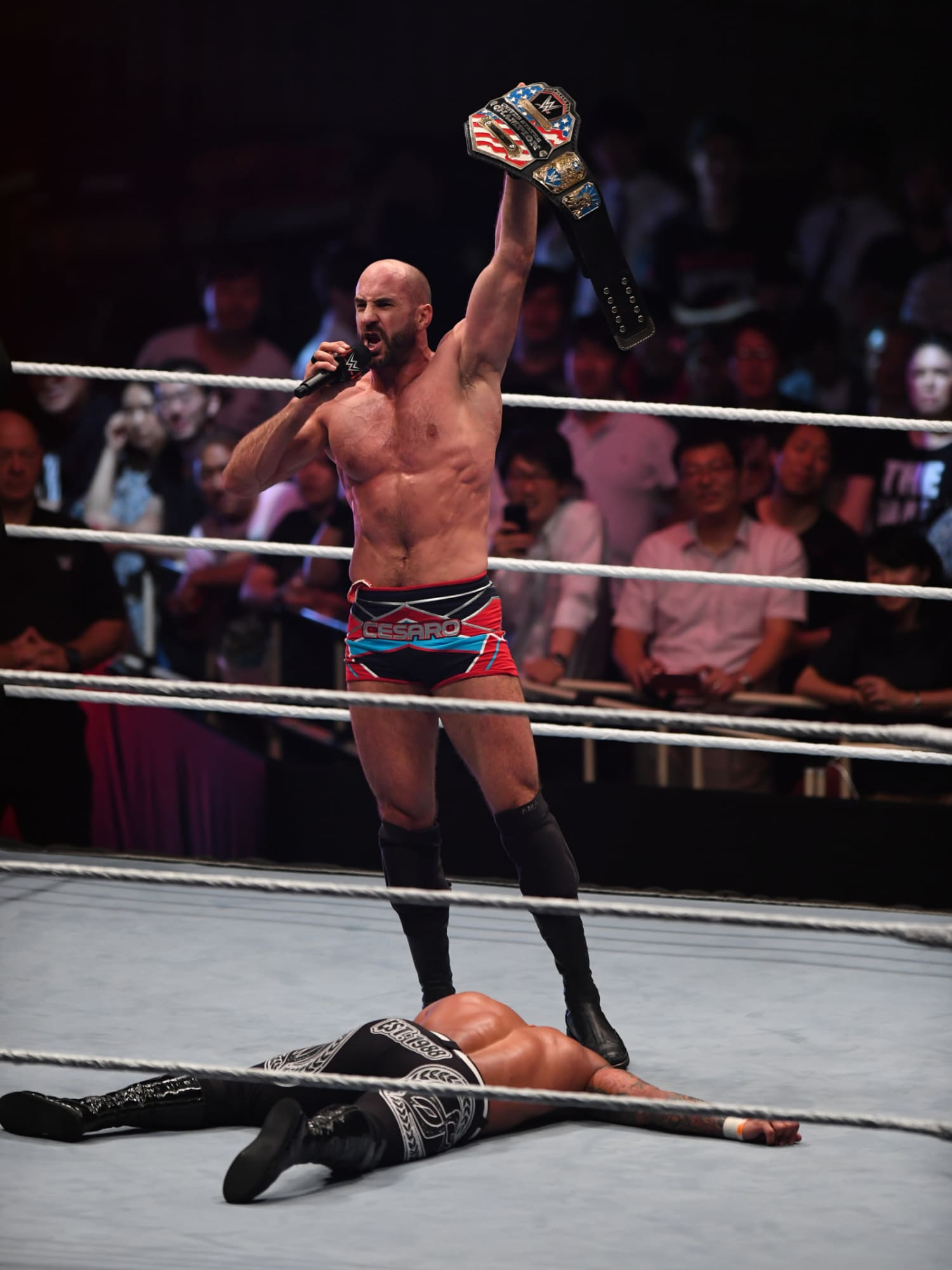 WWE needs to follow up on Cesaro's win over Daniel Bryan