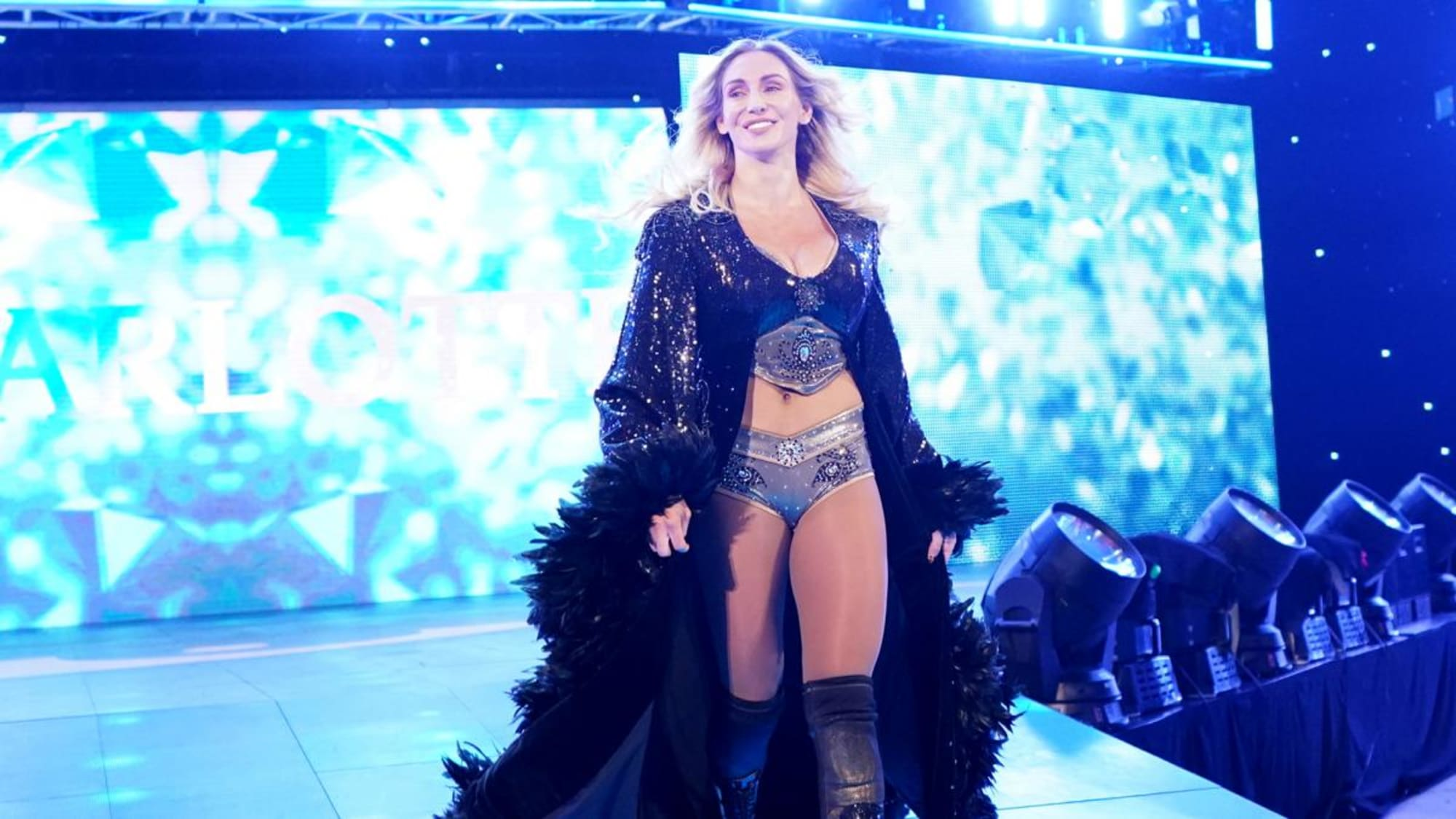 Photo of WWE Monday Night Raw: Charlotte Flair defeats Asuka