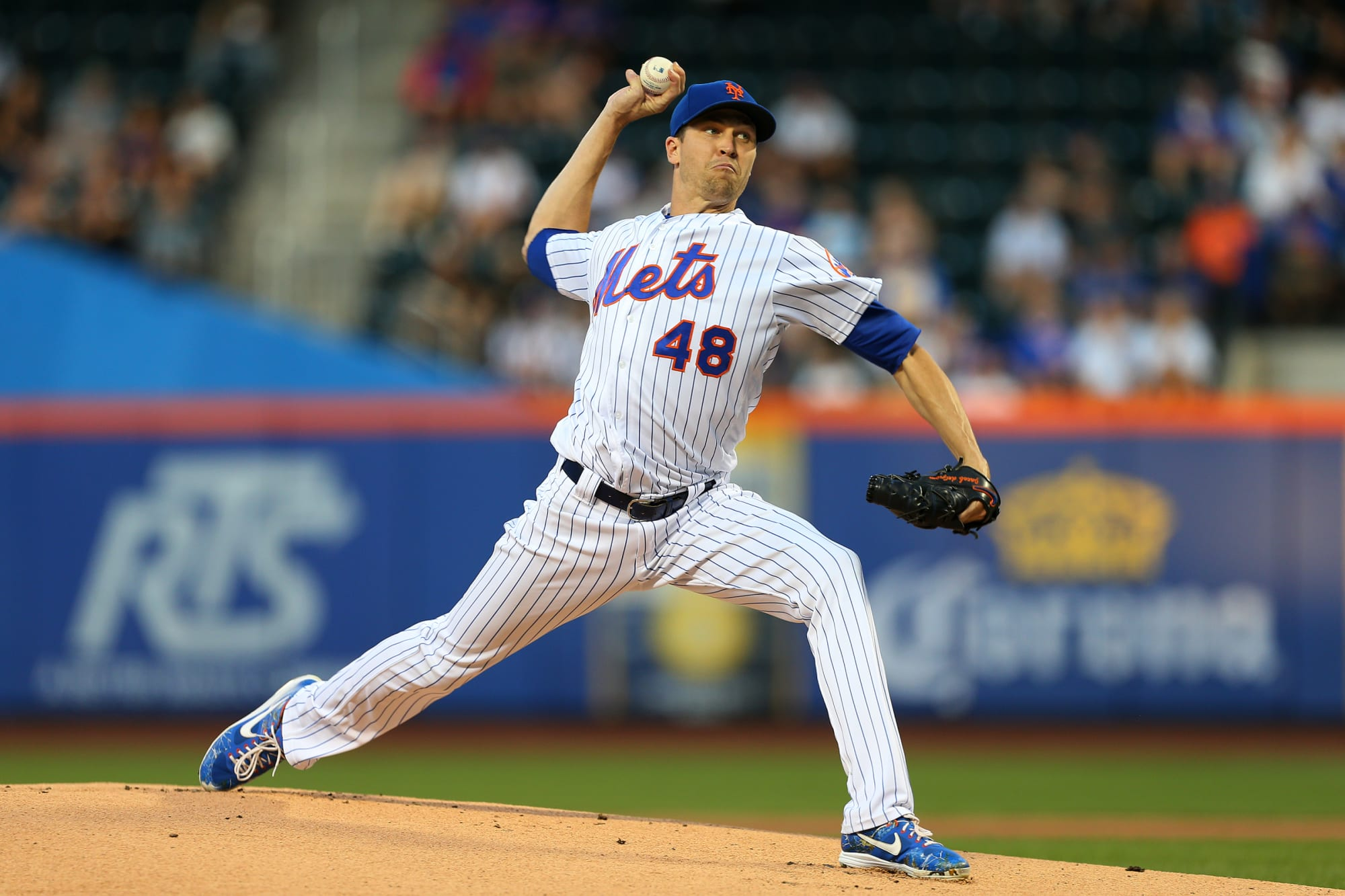 Photo of Why Jacob deGrom can win NL MVP in a shortened season