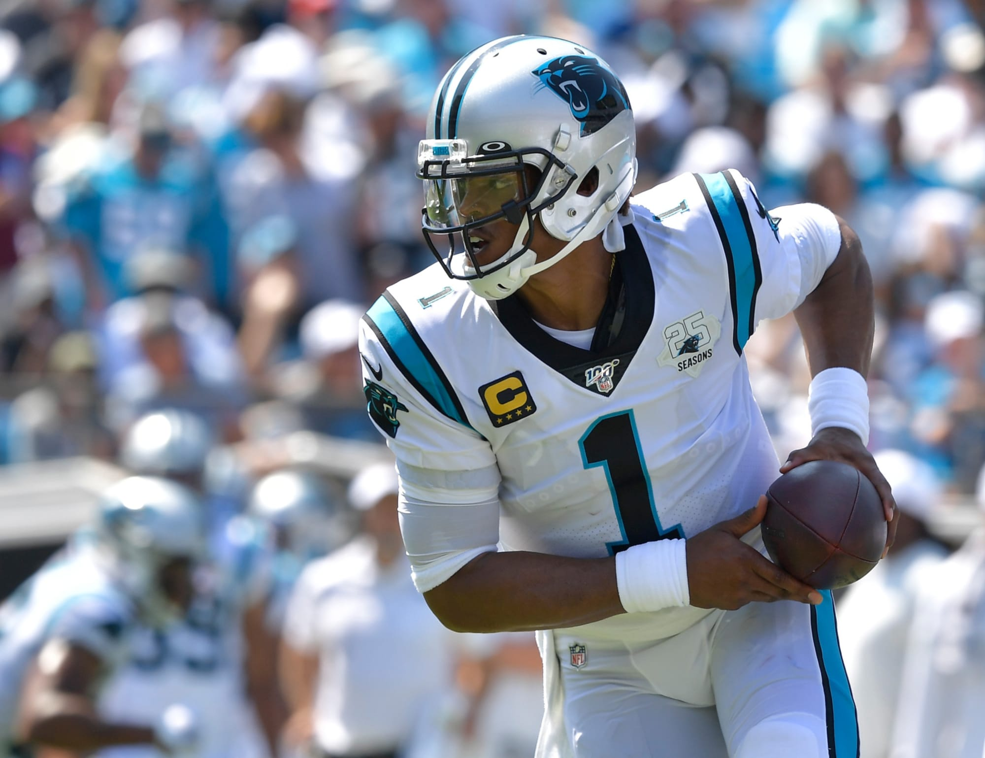 Photo of Is Cam Newton changing his mind about his free agency options?