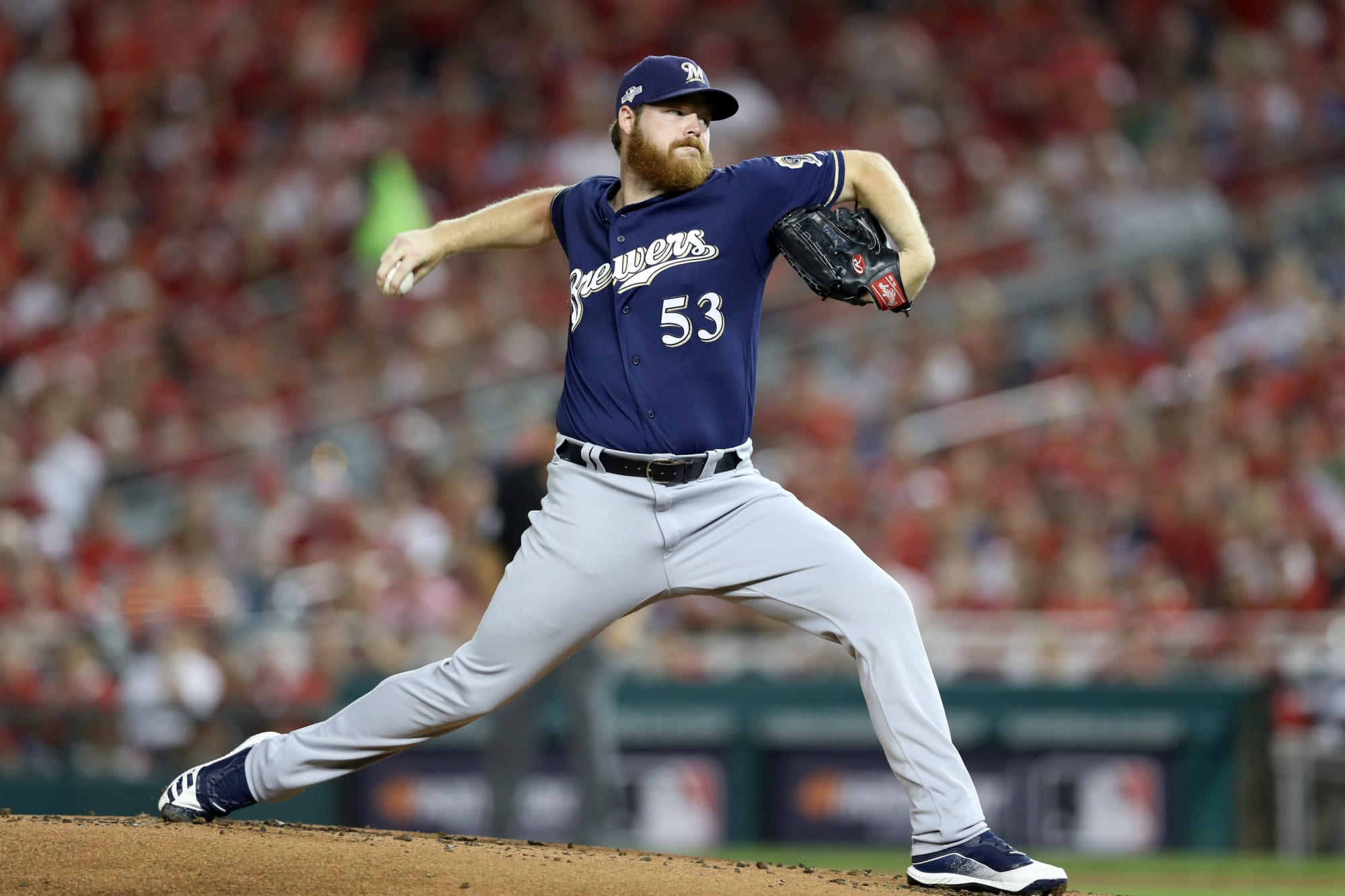 Photo of Brandon Woodruff must be an ace for the Brewers