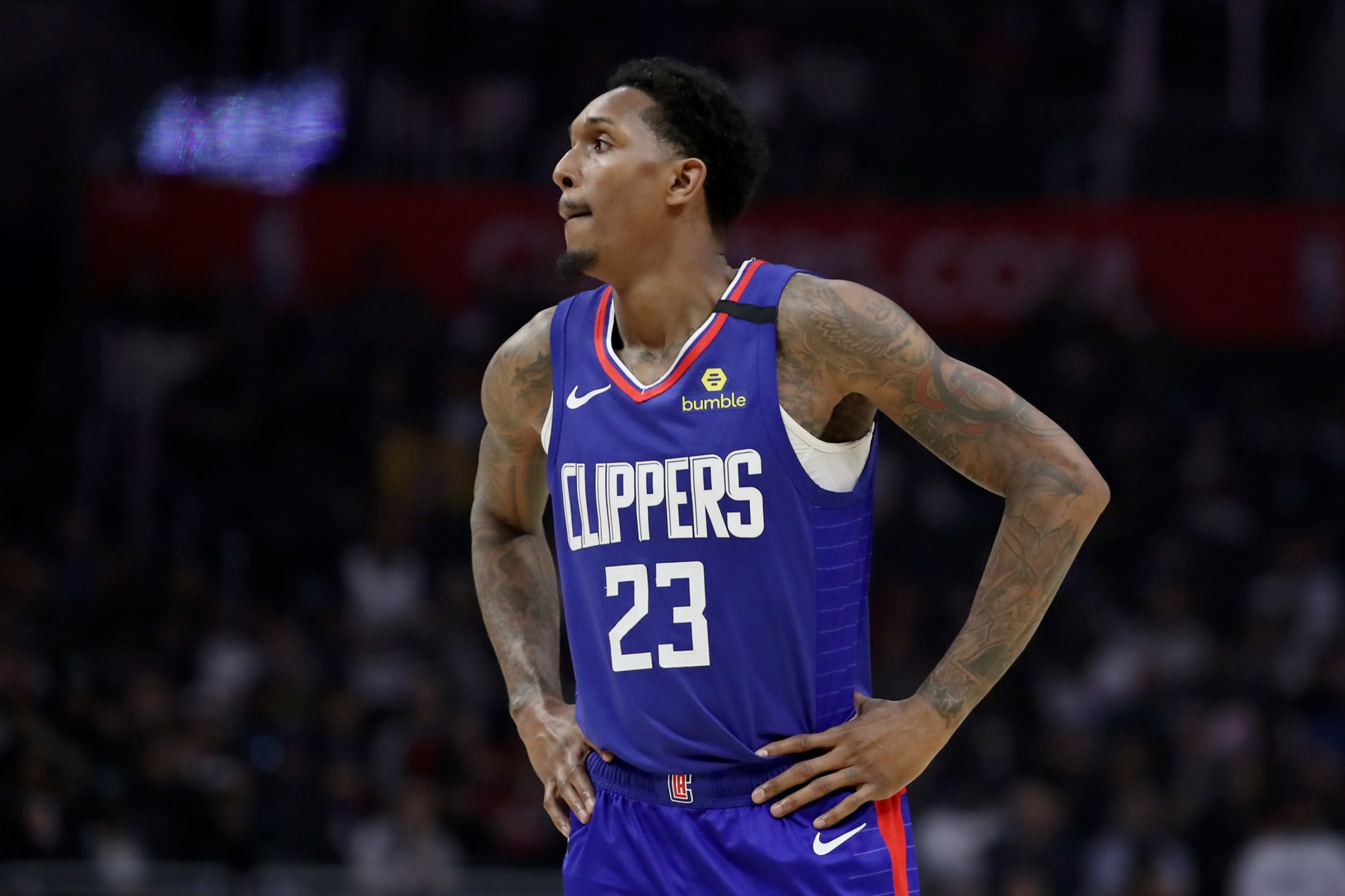 Photo of Lou Williams calls out NBA fans who want sports back as a distraction