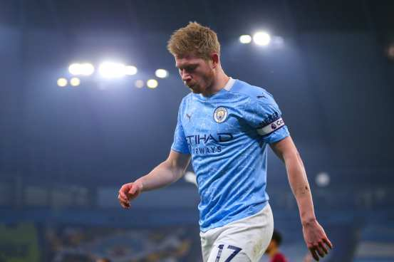The importance of renewing De Bruyne's contract and what that means for Man City