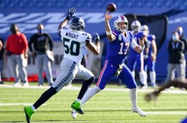 Seahawks fall in ugly fashion to Buffalo Bills in week 9