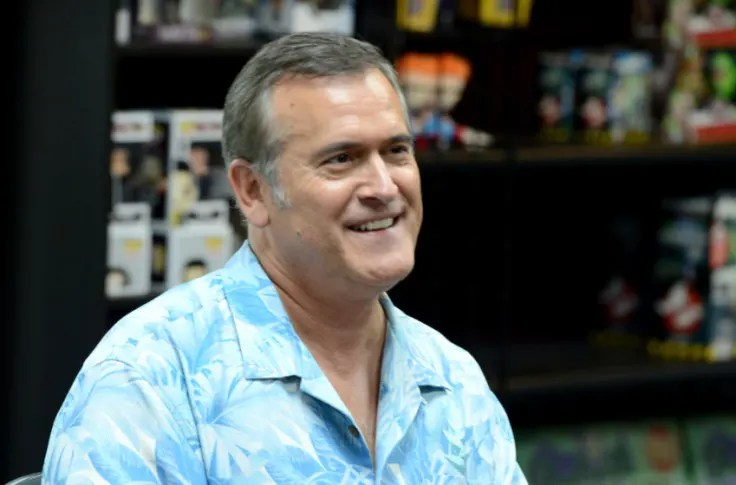 bruce campbell the cool side of my