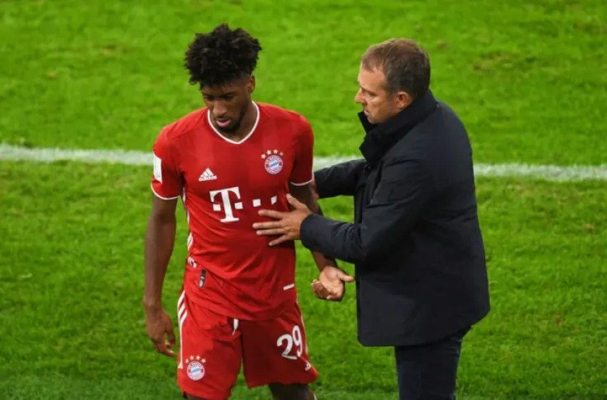 Bayern Munich wants more consistency from Kingsley Coman