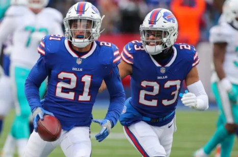 Buffalo Bills safety duo of Jordan Poyer and Micah Hyde ranked third by PFF
