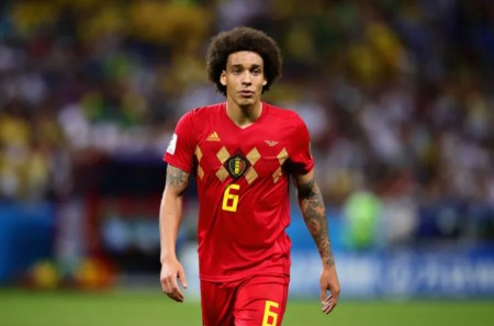 Borussia Dortmund: No Agreement Over Axel Witsel Transfer Yet