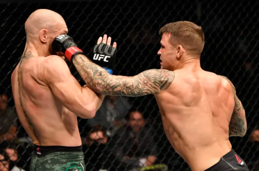 Here's the highlights from UFC 257: Dustin Poirier vs. Conor McGregor 2