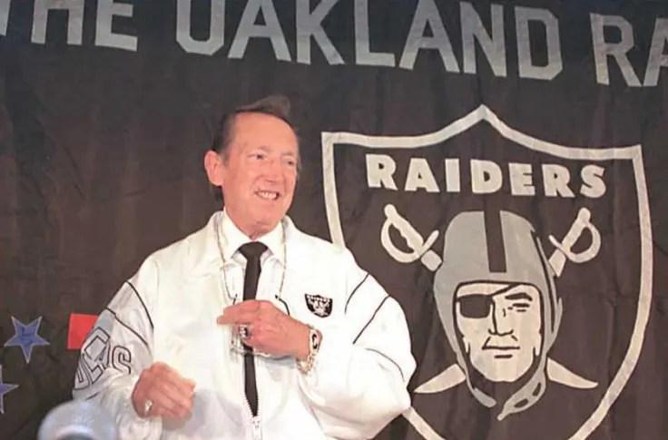 Happy Birthday America And Raiders Legend And Pioneer Al Davis