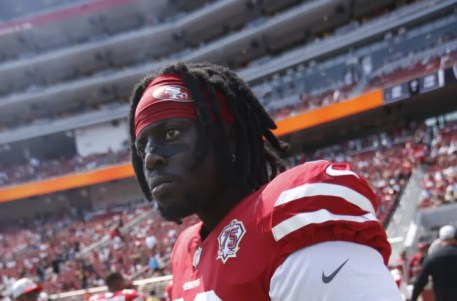 49ers having trouble again with Javon Kinlaw's knee
