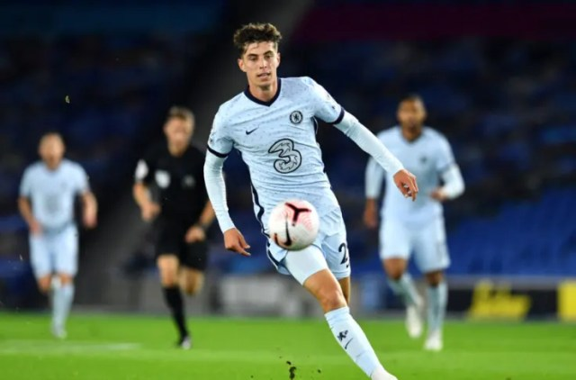 Chelsea: Havertz needs to play as a No. 10 in order to beat Liverpool