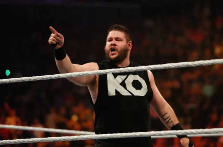 WWE, Kevin Owens (Photo by JP Yim/Getty Images)