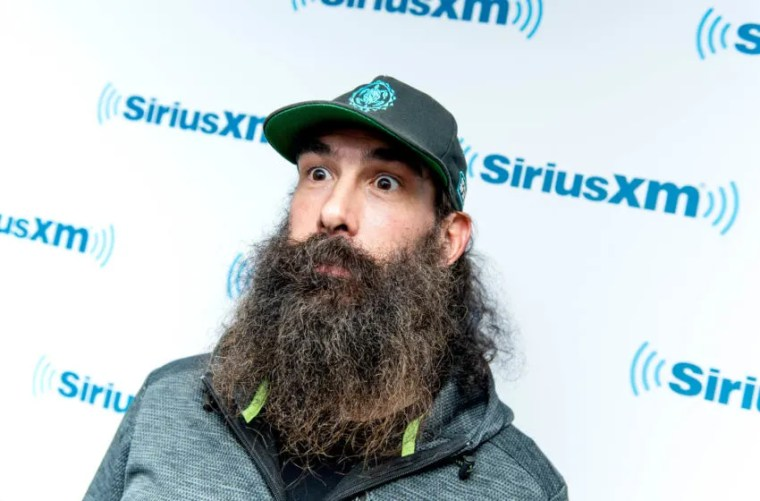 NEW YORK, NY - MARCH 01: Luke HarperÊ visits SiriusXM at SiriusXM Studios on March 1, 2018 in New York City. (Photo by Roy Rochlin/Getty Images)