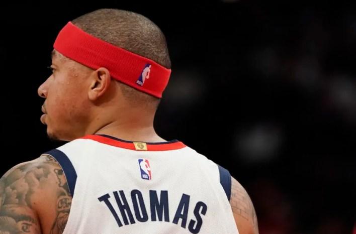 Isaiah Thomas, Washington Wizards. (Photo by Patrick McDermott/Getty Images)