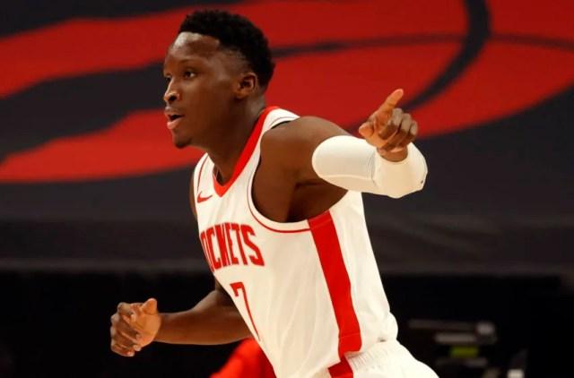 Victor Oladipo, Houston Rockets. (Mandatory Credit: Kim Klement-USA TODAY Sports)